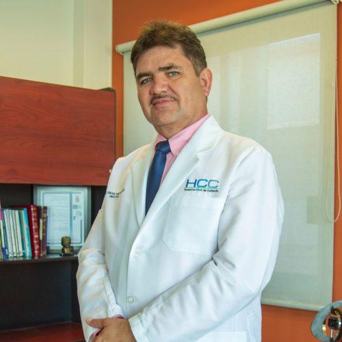 Dr. Jesús Israel Martínez Félix